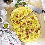 Just Yum Yum Foodblog Rezept Tomaten-Foccacia mit Rosmarin und Chili