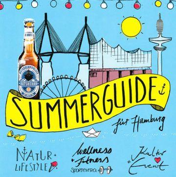 Szene Hamburg Summerguide 2018