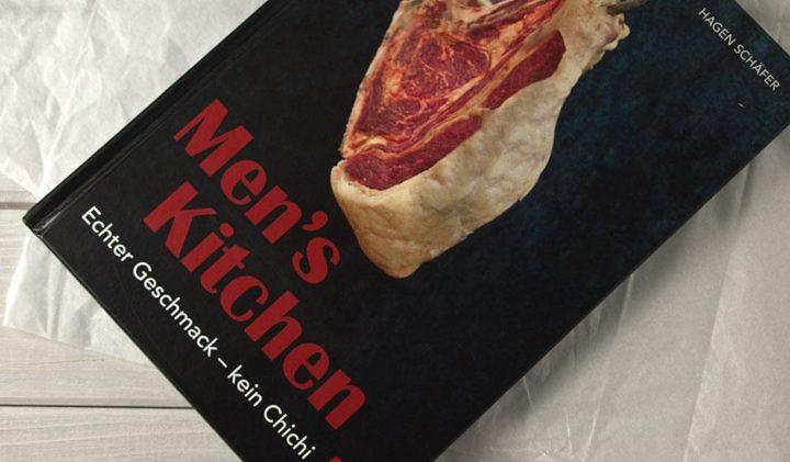men's kitchen hagen schäfer kochboch gourmetküche restaurant küche review